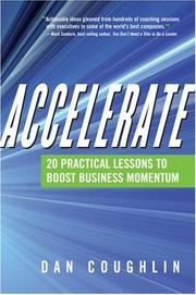 Cover of: Accelerate