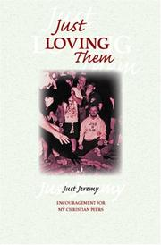 Cover of: Just Loving Them