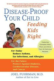 Cover of: Disease-Proof Your Child