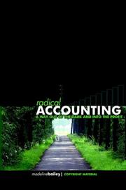 Cover of: Radical Accounting