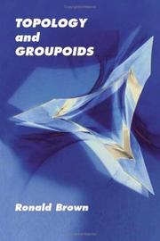 Cover of: Topology and Groupoids