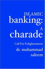 Cover of: Islamic Banking: A Charade