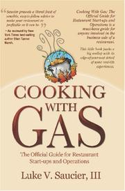 Cover of: Cooking With Gas