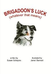 Cover of: Brigadoon's Luck