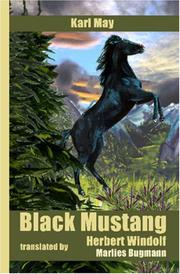 Cover of: Black Mustang