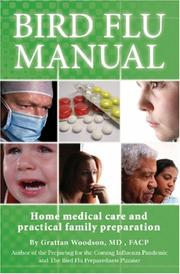 Cover of: The Bird Flu Manual