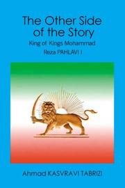 Cover of: The Other Side of the Story | Ahmad KASVRAVI TABRIZI