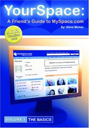 Cover of: Yourspace | Steve Monas
