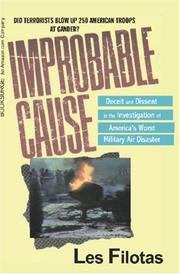 Cover of: Improbable Cause
