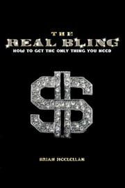 Cover of: The Real Bling
