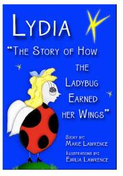 Cover of: LYDIA | Marie Lawrence