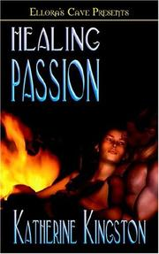 Cover of: Healing Passion