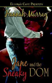 Cover of: Jane & the Sneaky Dom