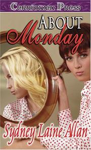Cover of: About Monday