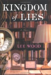 Kingdom of Lies by N. Lee Wood