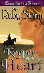 Cover of: Keeper | Ruby Storm