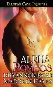 Cover of: Alpha Romeos
