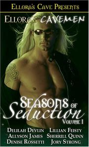 Cover of: Seasons of Seduction Volume 1 (Ellora