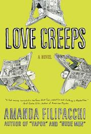 Cover of: Love Creeps | Amanda Filipacchi