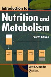 Cover of: Introduction to Nutrition and Metabolism