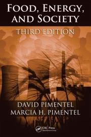 Cover of: Food, Energy, and Society, Third Edition |