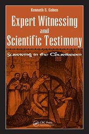 Cover of: Expert Witnessing and Scientific Testimony