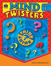 Cover of: Mind Twisters Grade 1 (Mind Twisters)