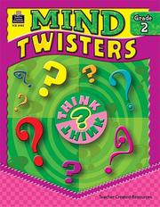 Cover of: Mind Twisters Grade 2 (Mind Twisters)