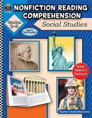 Cover of: Nonfiction Reading Comprehension | RUTH FOSTER