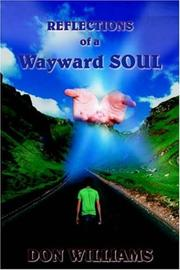 Cover of: Reflections of a Wayward Soul | Don Williams
