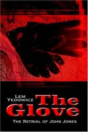 Cover of: The Glove | Lem Yedowicz