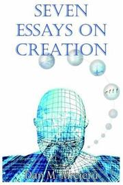 Cover of: Seven Essays on Creation