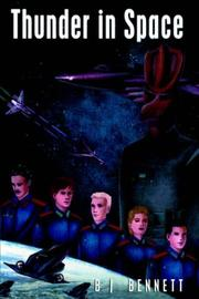 Cover of: Thunder In Space