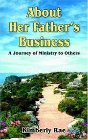 Cover of: About Her Father's Business