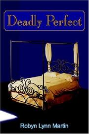 Cover of: Deadly Perfect