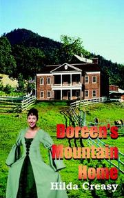 Cover of: Doreen's Mountain Home
