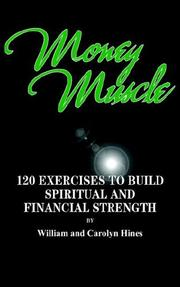Cover of: Money Muscle