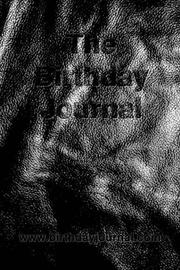 Cover of: The Birthday Journal