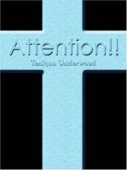 Cover of: Attention!!