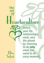 Cover of: The Art of Heartaculture