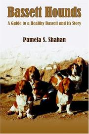 Cover of: Bassett Hounds