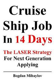 Cover of: Cruise Ship Job In 14 Days