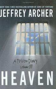Cover of: Heaven: A Prison Diary Volume 3 (A Prison Diary)