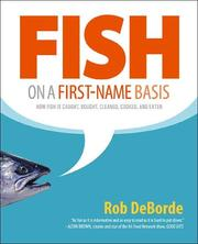 Cover of: Fish on a first-name basis