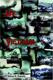 Cover of: My Vietnam