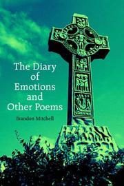 Cover of: The Diary Of Emotions And Other Poems