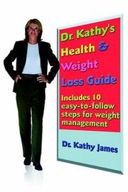 Cover of: Dr. Kathy's Health & Weight Loss Guide