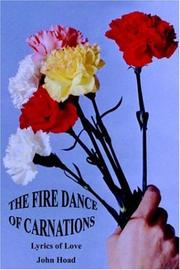 Cover of: The Fire Dance of Carnations