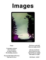 Cover of: Images