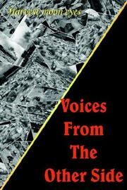 Cover of: Voices From The Other Side